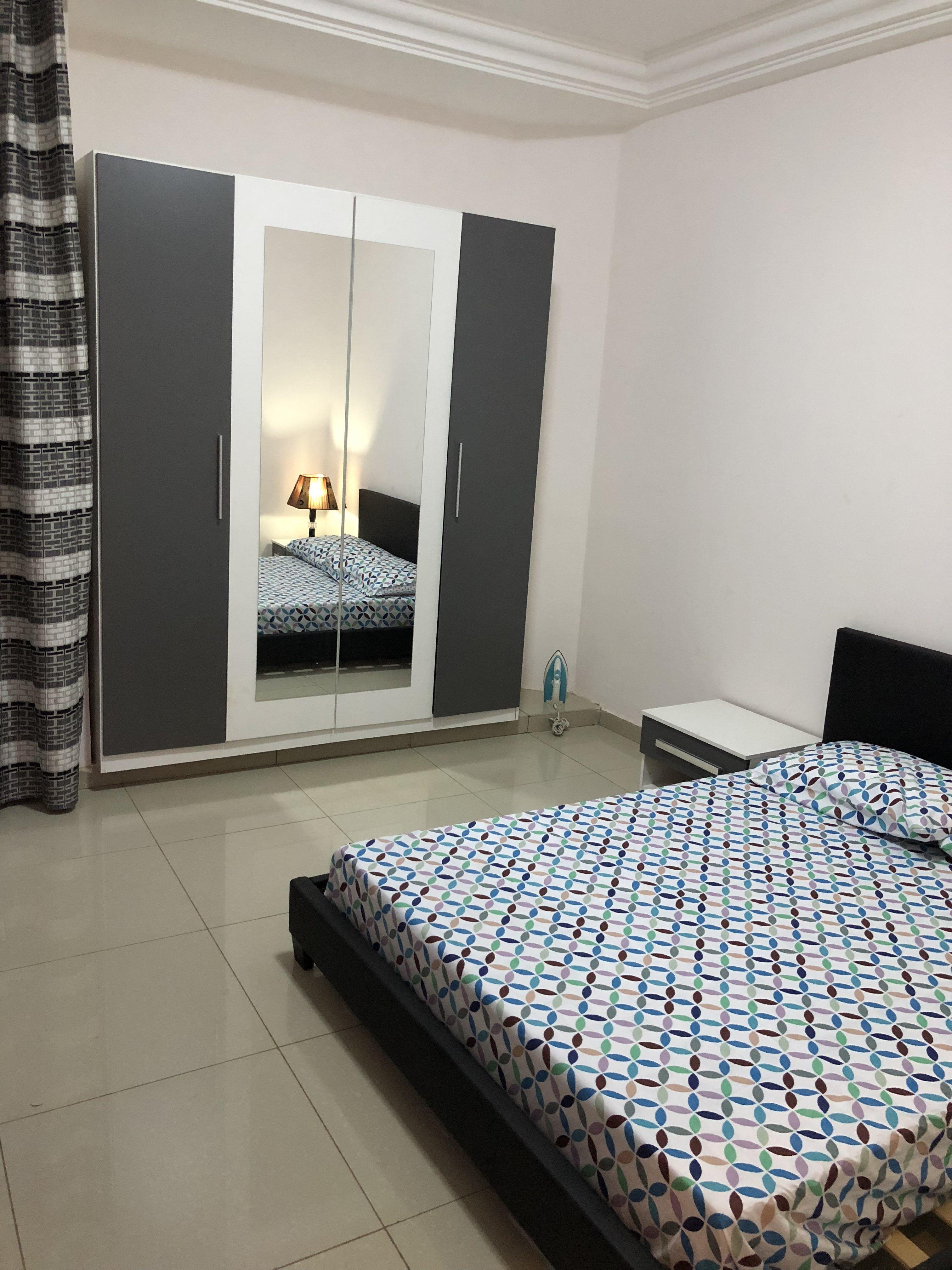 Bel appartement F2 meublé à Sébénicoro Bamako