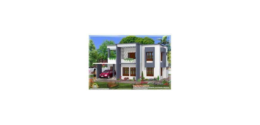 Villa Haut Standing R+1 en titre foncier à Sébénikoro