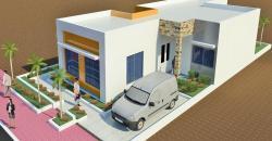 Maisons neuves de 2 chambres à vendre à Banankoro en TF