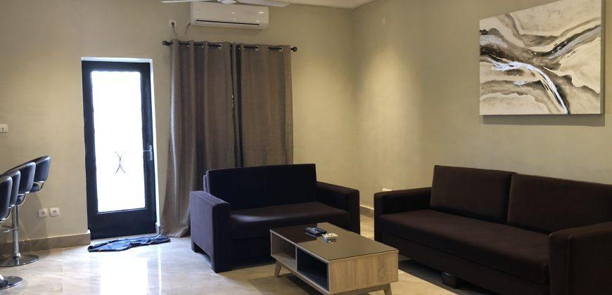 Superbe appartement meublé à louer à Sotuba