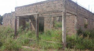 Villa inachevée de 3 chambres à Sébénikoro Sema 2