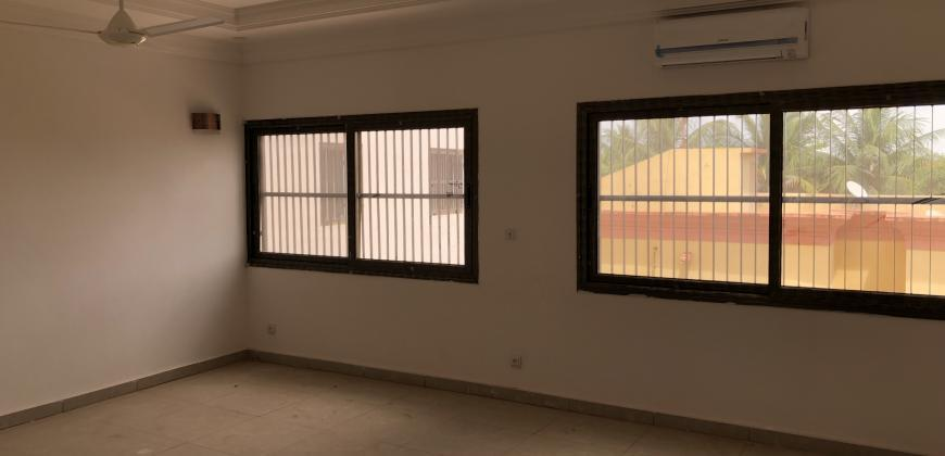Appartement non meublé bon standing à Bamako