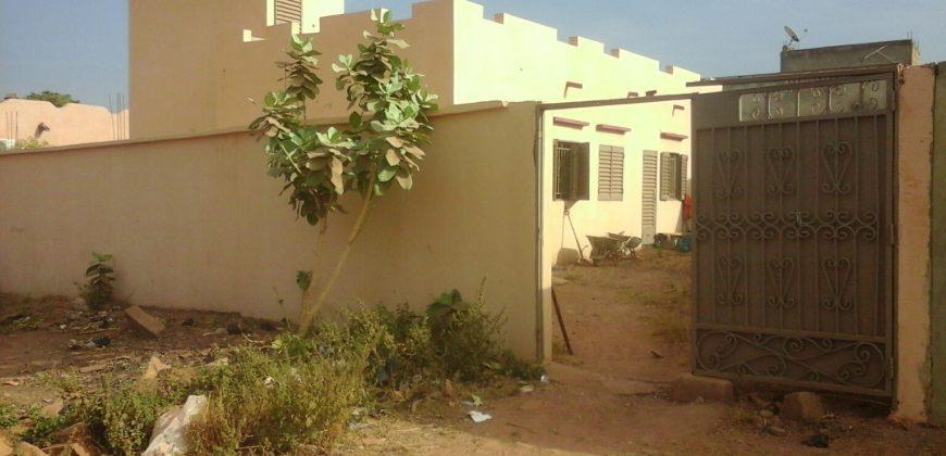 Maison neuve en TF à Sabalibougou Coura