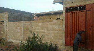 Maison en TF à Sirakoro Meguetana