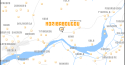 Terrain de 250m2 en TF à Moribabougou