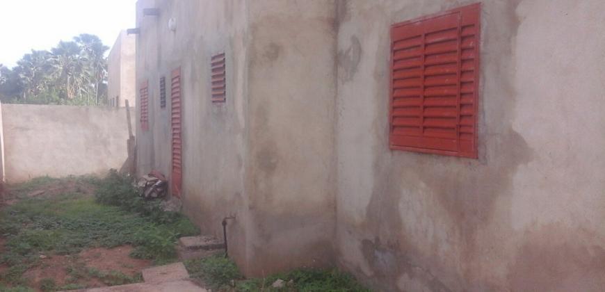 Maison de 3 chambres Salon à Dialakorobougou ACI en Titre Foncier