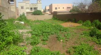 Terrain d'habitation de 300m2 en TF à vendre à Sébénikoro