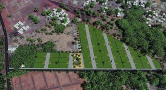 Terrain de 867m2 à vendre à Sébénikoro en Titre Foncier