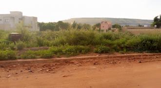 Terrain de 675m2 à Sébénikoro en TF