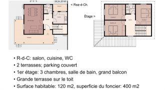 Splendide villa à vendre Bamako-Sébénikoro