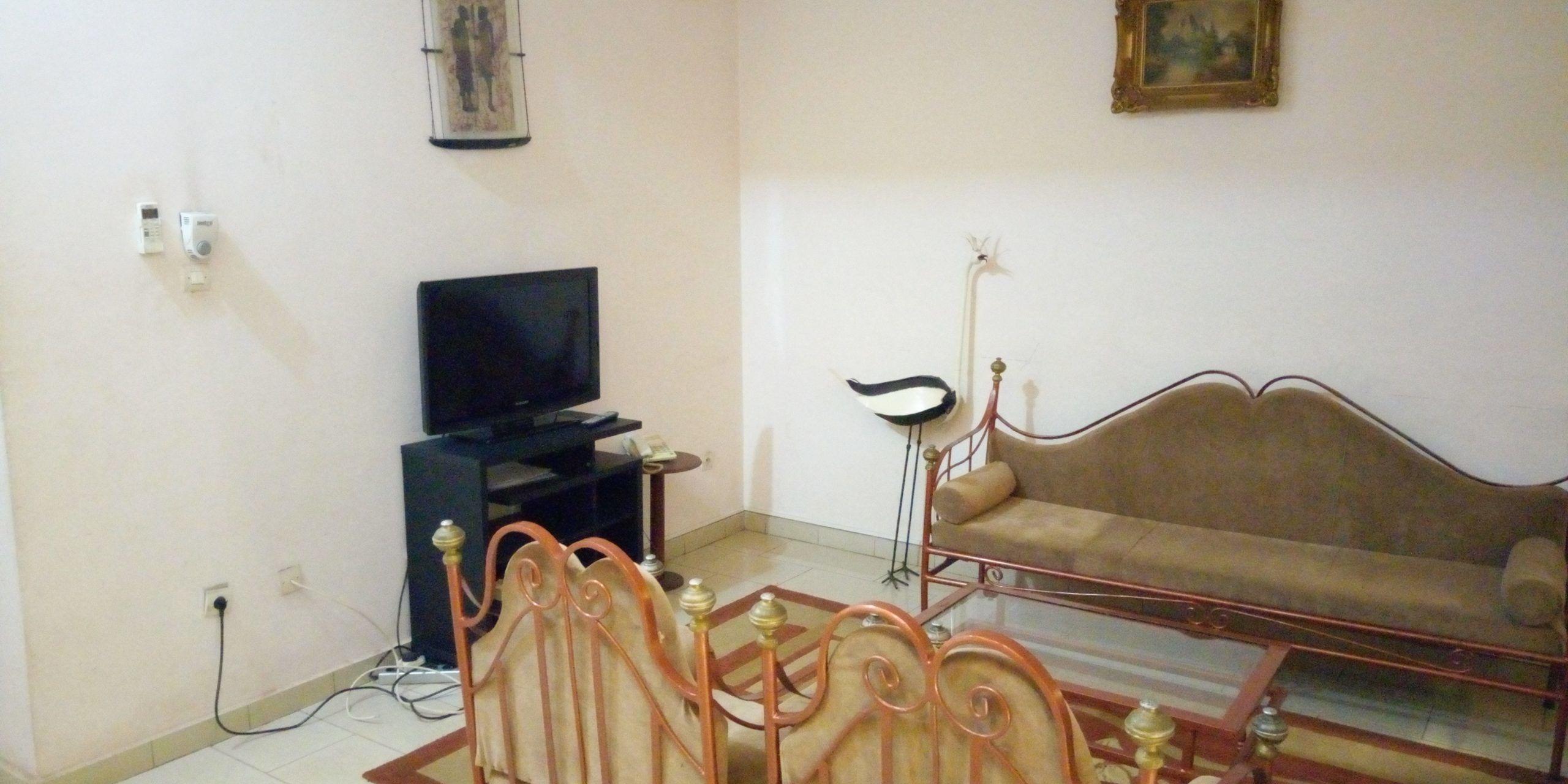 Appartement Meublé à louer à Faladié
