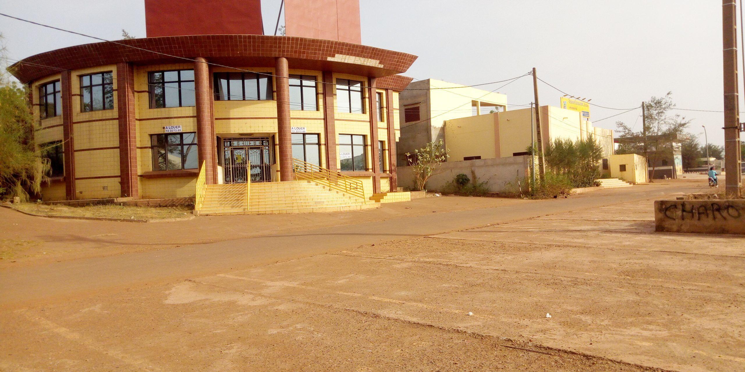 Immeuble R1 à Louer à Badalabougou