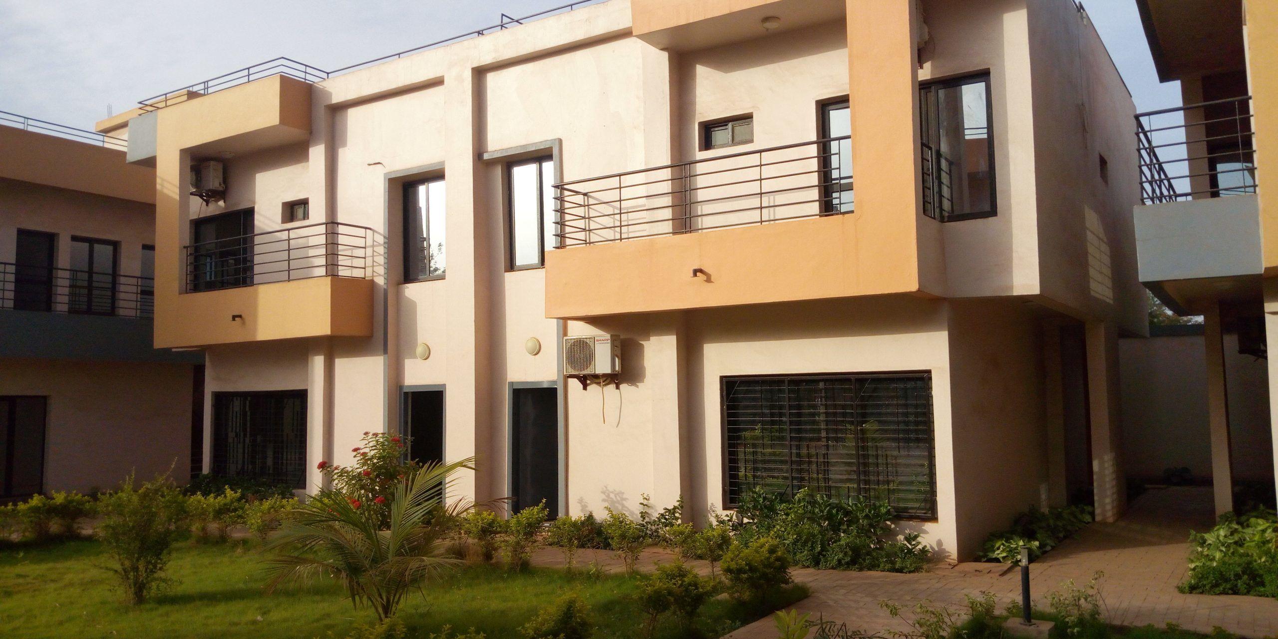 Appartement Meublé à louer à Faso Kanu